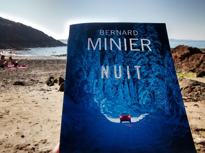 Nuit de Bernard Minier, un thriller glacial