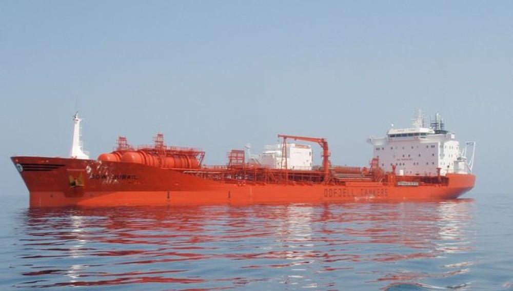 Un pétrolier norvégien répand du pétrole dans le port de Rotterdam