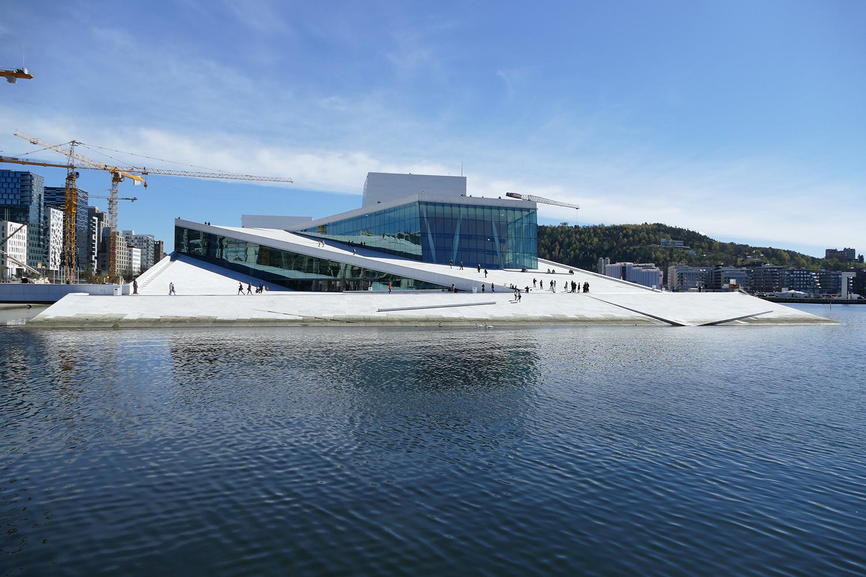 L'Opéra national d'Oslo fête ses 10 ans