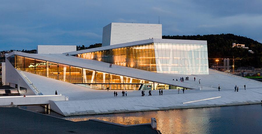 L'Opéra d'Oslo - Den Norske Opera & Ballett