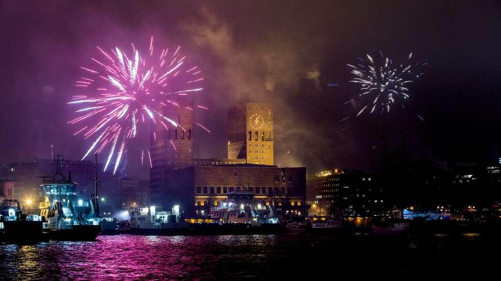 La Norvège devrait-elle interdire les feux d'artifice le soir du nouvel an ?