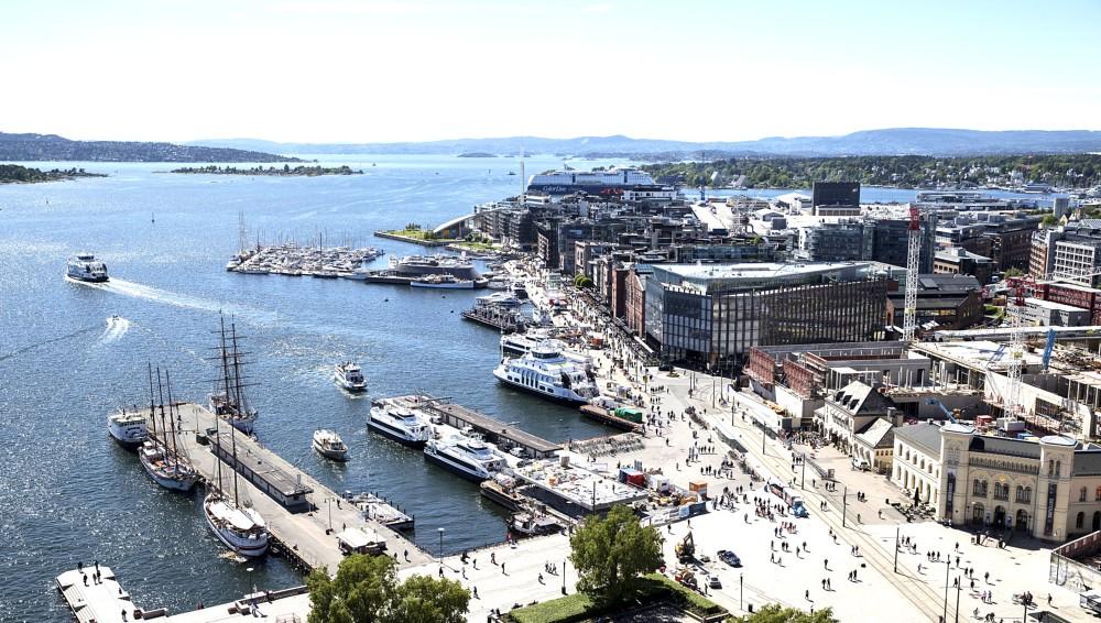 Oslo sera la capitale verte de l'Europe en 2019
