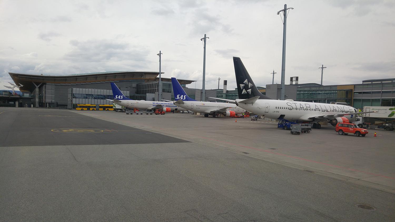 La police bientôt armée à l'aéroport d'Oslo
