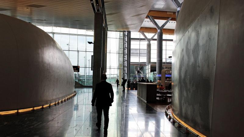Les petits secrets du nouvel aéroport d'Oslo