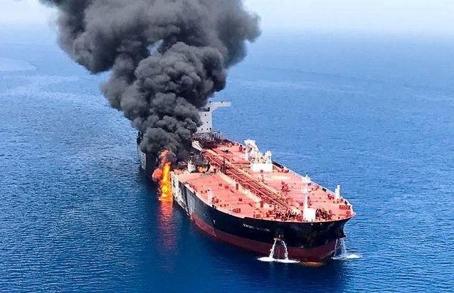 Un pétrolier norvégien attaqué dans le golfe d'Oman