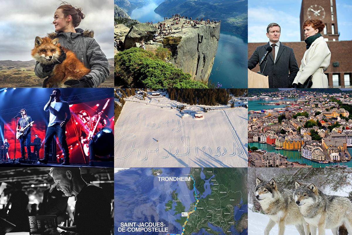 Que s'est il passé en Norvège en 2017 ? Petite rétrospective...