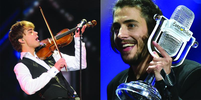 Eurovision: découvrez l'interprétation magique de la chanson gagnante par un Norvégien