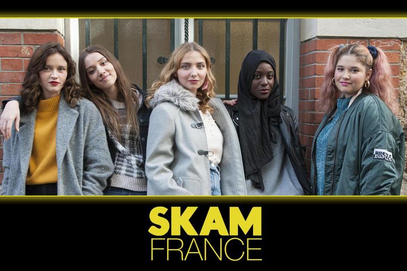 Skam France, l'adaptation de la série norvégienne