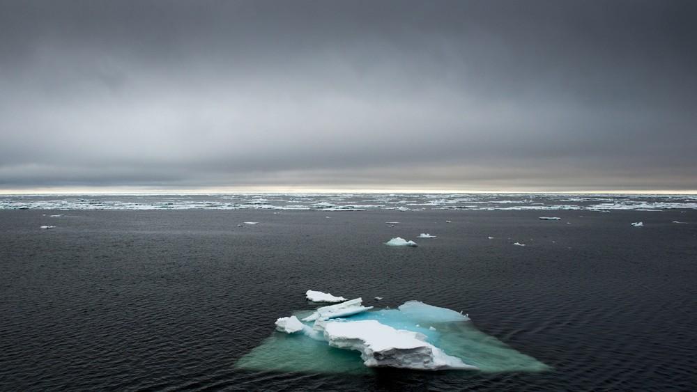Le changement climatique met en danger l'archipel du Svalbard