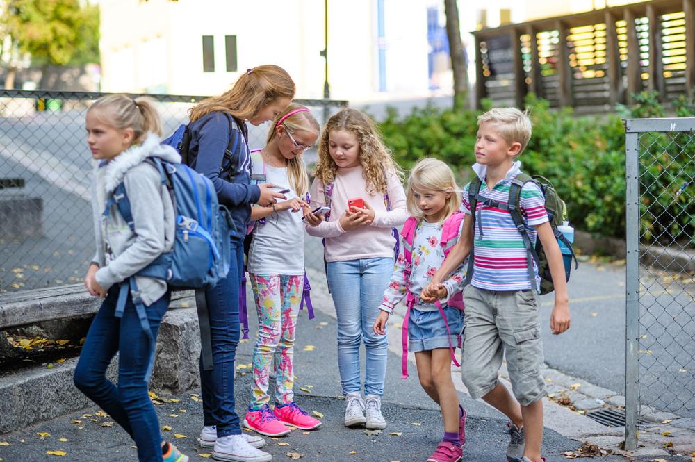 L'appli 'The Traffic Agent' sécurise le parcours des enfants