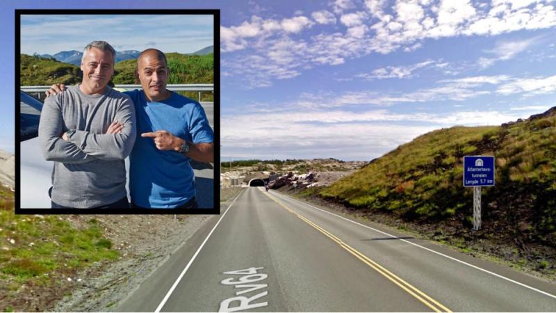 Top Gear en excès de vitesse sur la Route de l'Atlantique ?