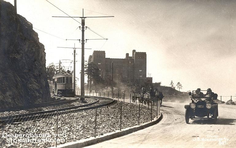 Le Tramway d'Ekeberg a 100 ans