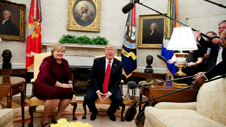 Les norvégiens déclinent l'invitation de Trump