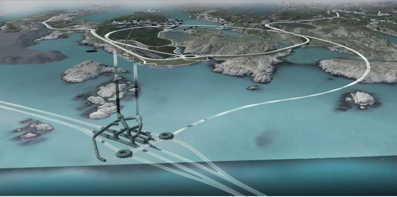 La Norvège va construire le tunnel routier le plus long et le plus profond du monde
