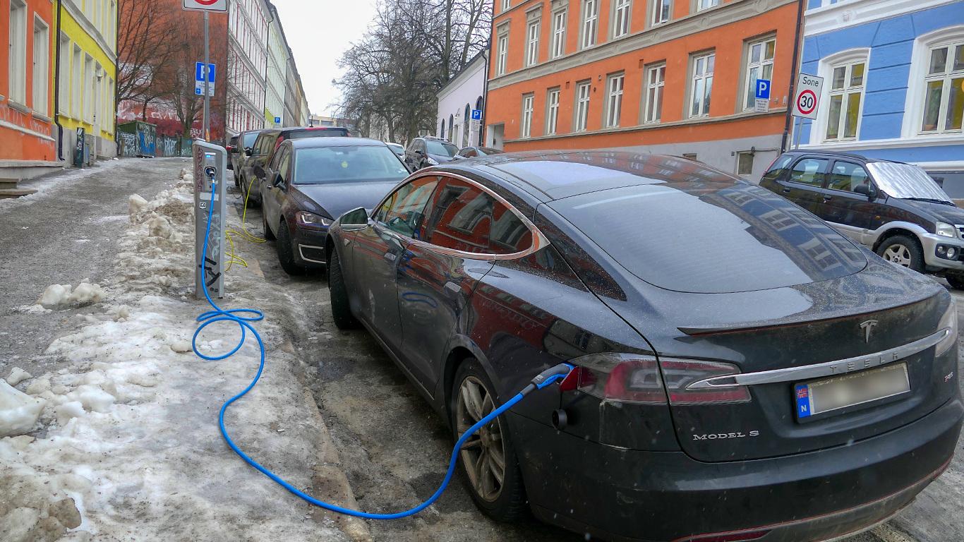 Journée de la Terre : la Norvège leader mondial des véhicules électriques