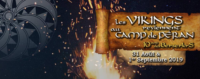 Les vikings débarquent en Bretagne ce weekend