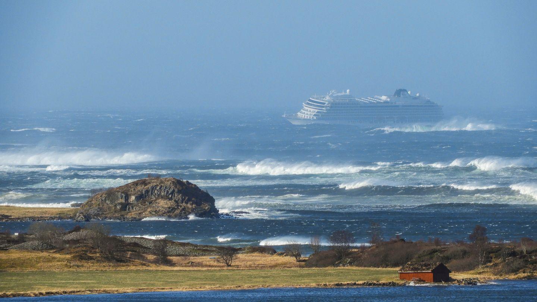 'Viking Sky' : évacuation de 1300 personnes en cours dans une mer agitée