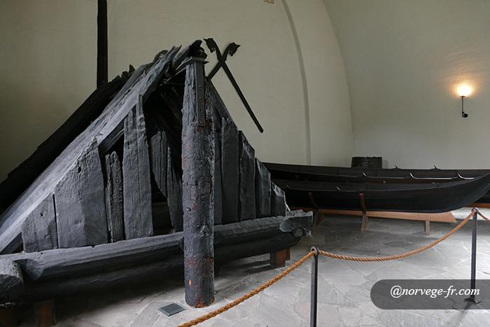 Tourisme en norvege le mus e des bateaux vikings for Tarif chambre funeraire