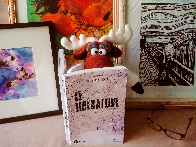 Lecture : 'Le libérateur' de Marianne Chabadi ne laisse pas indifférent