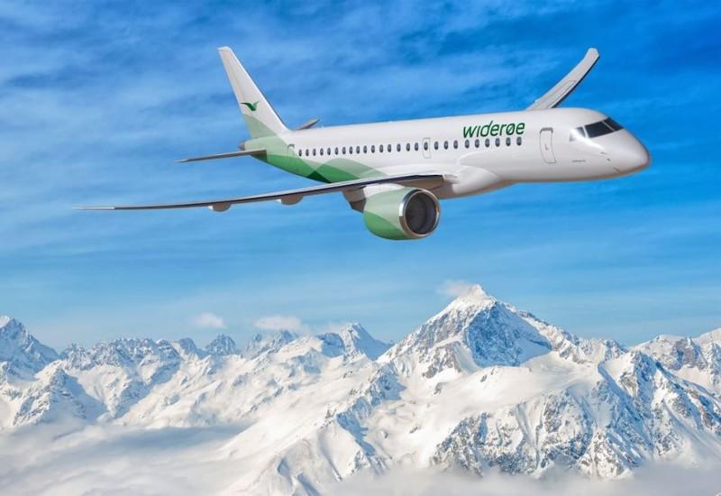 Embraer choisit Widerøe pour lancer son nouvel appareil