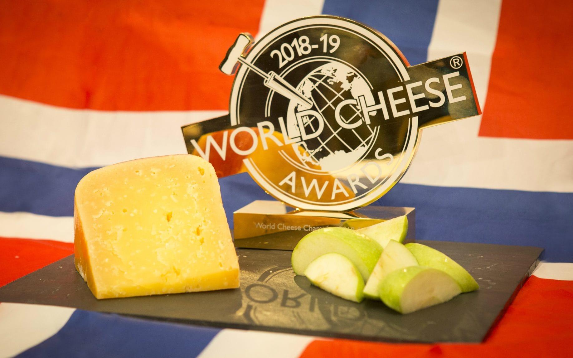 Le meilleur fromage du monde est norvégien pour la 2ème fois !