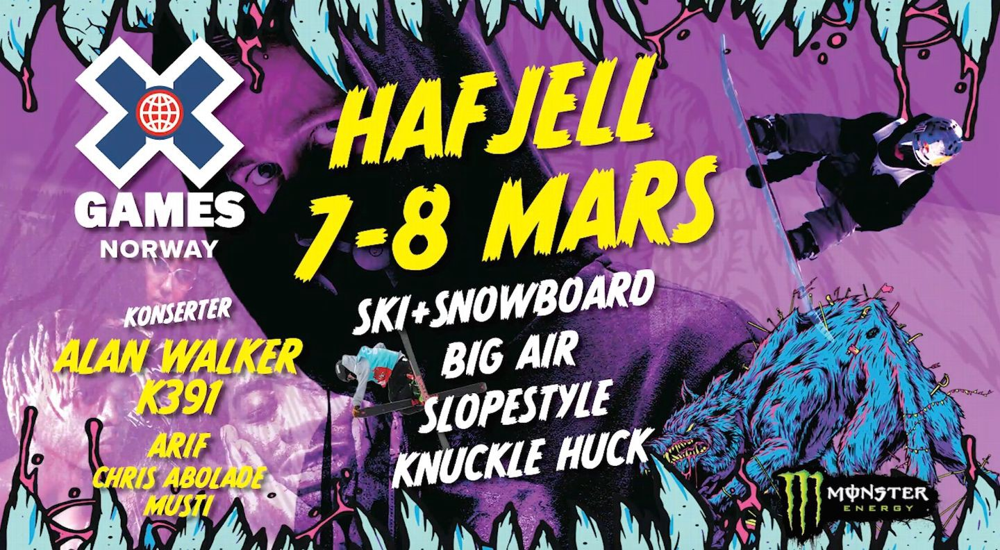 X GAMES NORWAY 2020 à à Hafjell