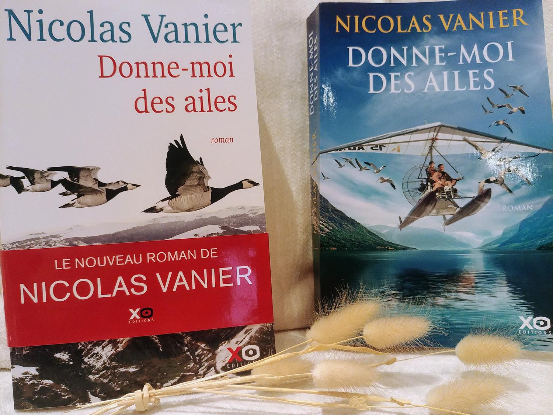 Nicolas Vanier nous a donné des ailes avec son dernier livre
