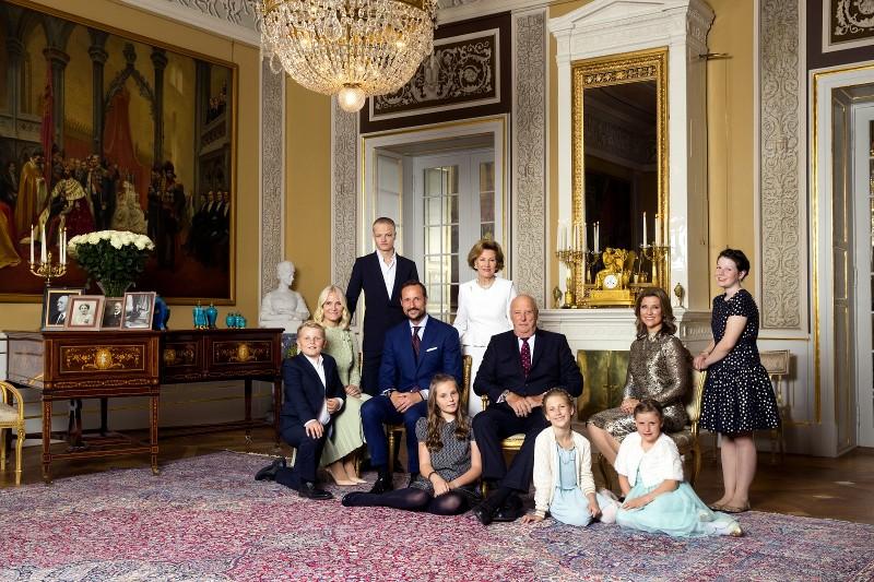 8 Norvégiens sur 10 favorables à la monarchie
