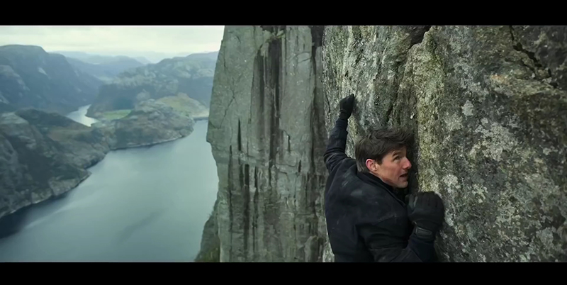 'Mission Impossible 6 - Fallout' : tourné en Norvège