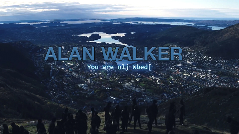 Alan Walker, DJ norvégien, le nouveau phénomène musical international