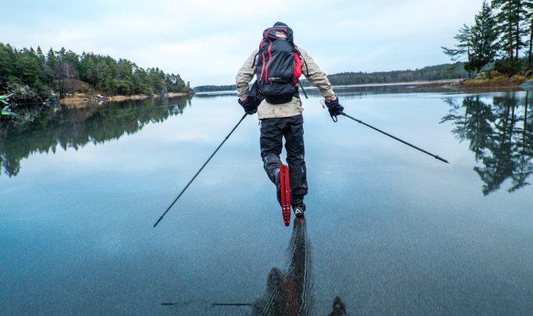 Andreas Orset employé à faire le tour de Norvège