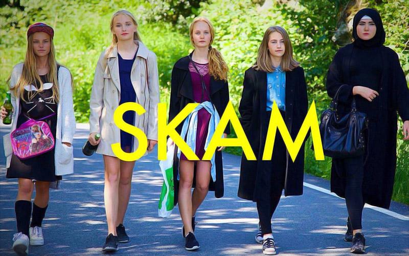 SKAM, un remake français de la série norvégienne pour ados