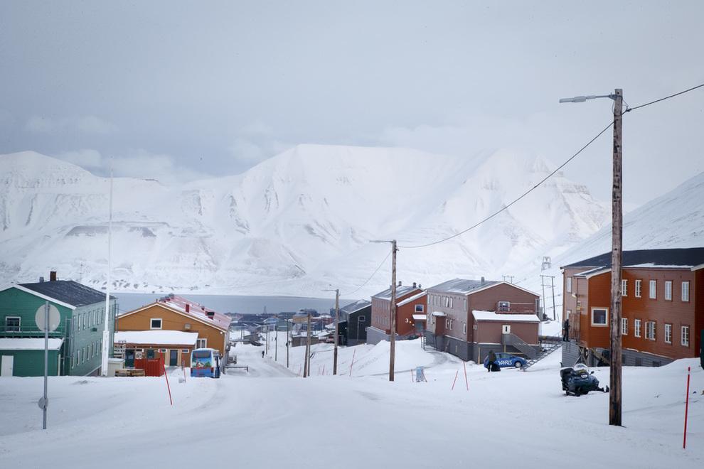 Evacuation du Svalbard pour des risques d'avalanches
