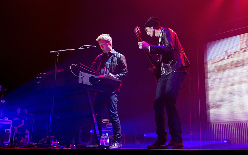 Le groupe Norvégien A-ha repart en tournée en 2017 et 2018