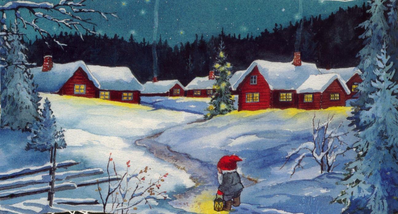 Norvege-fr.com vous souhaite un Joyeux Noël - God Jul !