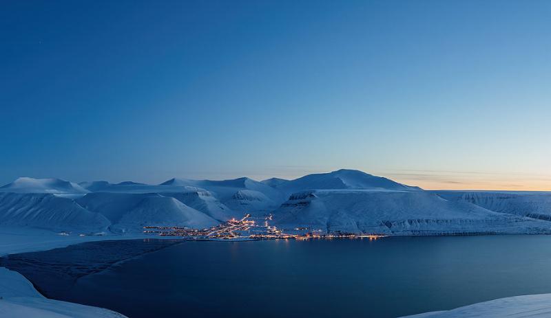 Les archives du monde sauvegardées au Svalbard en cas d'apocalypse