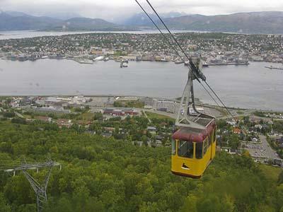 Tromsø, la Capitale de l'Arctique