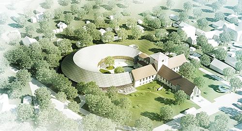 Un nouveau design pour le  musée de l'époque des vikings à Oslo