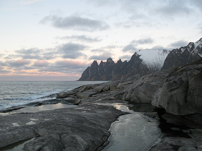 Norvege-fr.com - Le Nord de la Norvège - L'ile de Senja, les activités d'hiver