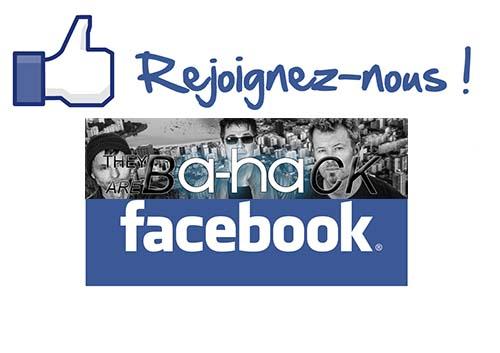 Rejoignez nous sur le Facebook de Aha-fr.com