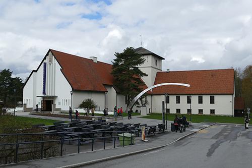 Le musée des Bateaux vikings (Vikingskipshuset)