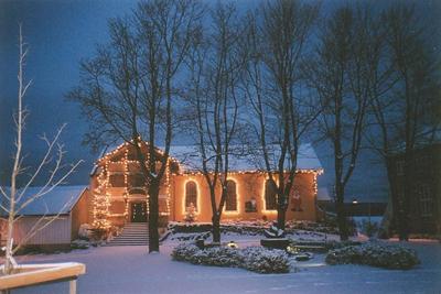 Le Village du Père Noël à Drøbak et son marché de Noël