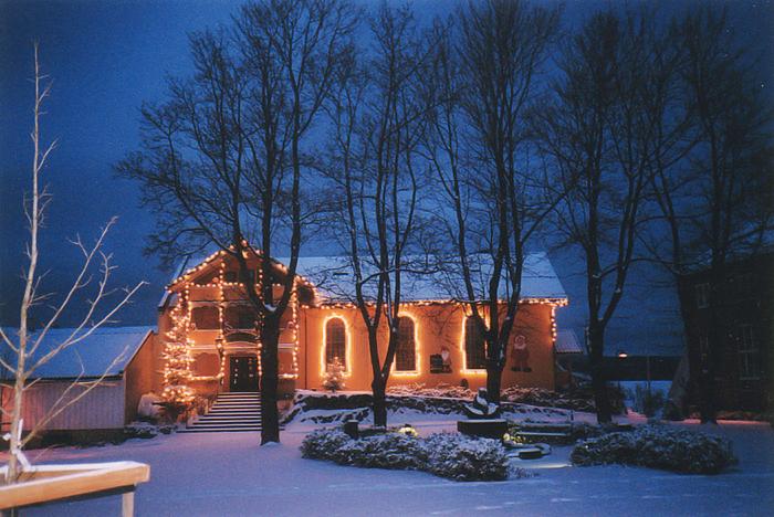 La maison du Père Noël à Drøbak fête ses 30 ans !