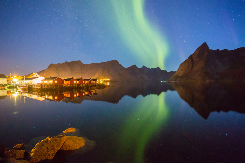 Aurore Boreale Norvege Lofoten - Northern Lights Hunting In Norway | Tips And Advice