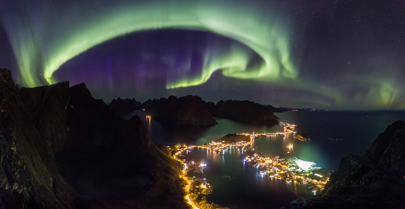 Aurore Boreale Norvege Northern Lights - Northern Lights Hunting In Norway | Tips And Advice