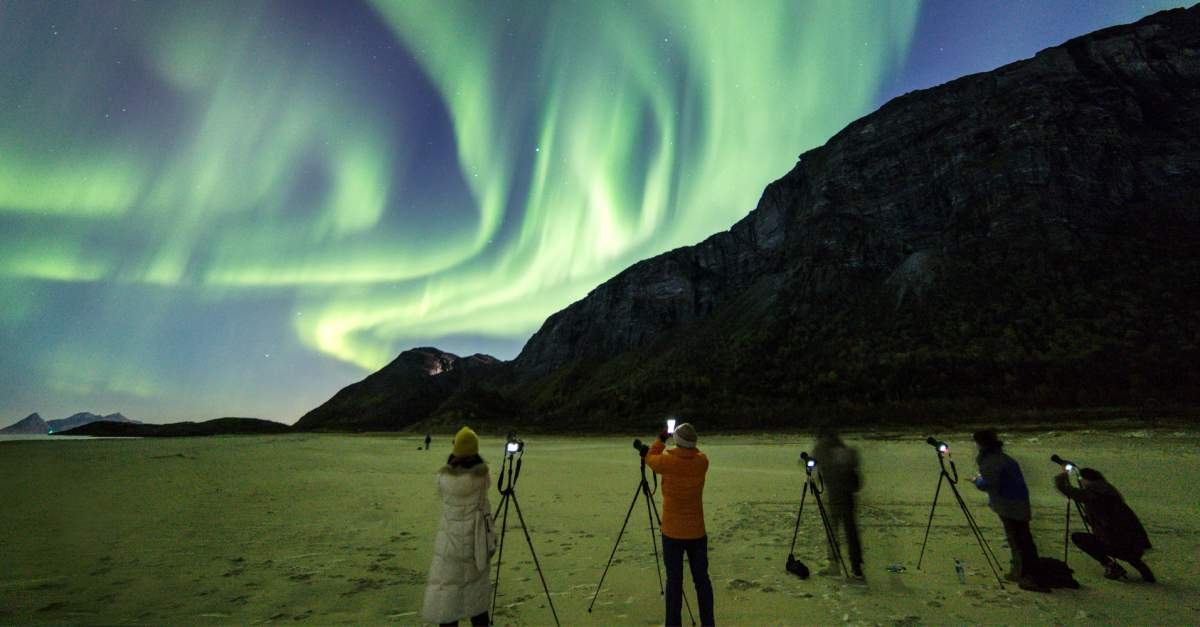 Aurore Boreale Norvege Photos - Northern Lights Hunting In Norway | Tips And Advice