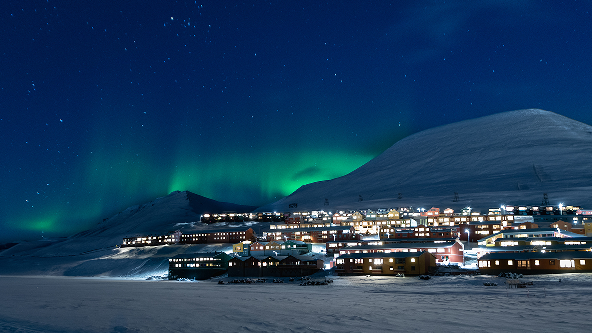 Aurore Boreale Norvege Svalbard - Northern Lights Hunting In Norway | Tips And Advice
