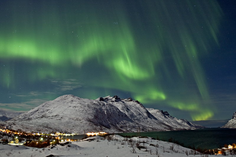 Aurore Boreale Norvege Tromso - Northern Lights Hunting In Norway | Tips And Advice