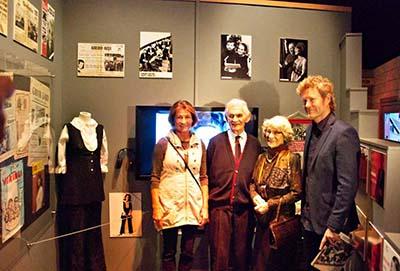Kåre Furuholmen à l'honneur au musée Rockheim